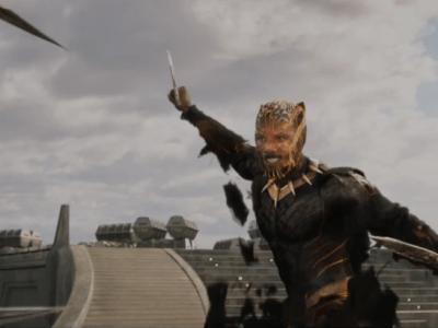 Killmonger - super antihero