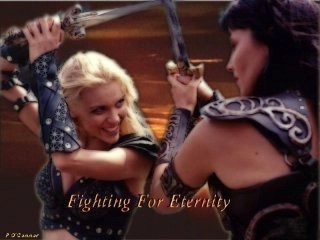 List of Callisto episodes in Hercules and Xena