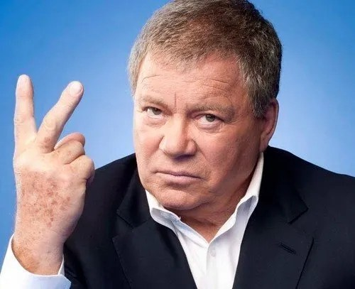 william-shatner-two-finger-salute