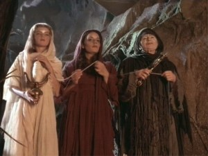 Xena Remember Nothing the three fates