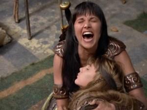 Xena Warrior Princess Maternal Instincts