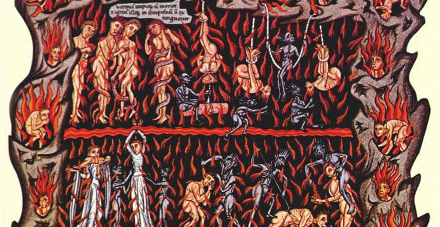 Höhlenforscher entdeckt Hölle