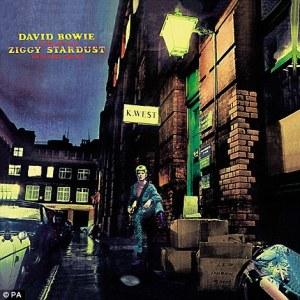 David Bowie Ziggy Stardust