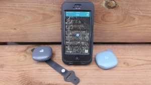 Findster duo tracking device