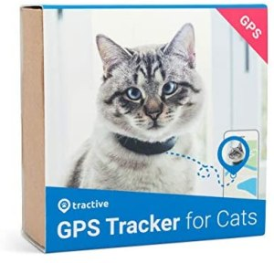 Tractive cat GPS tracker