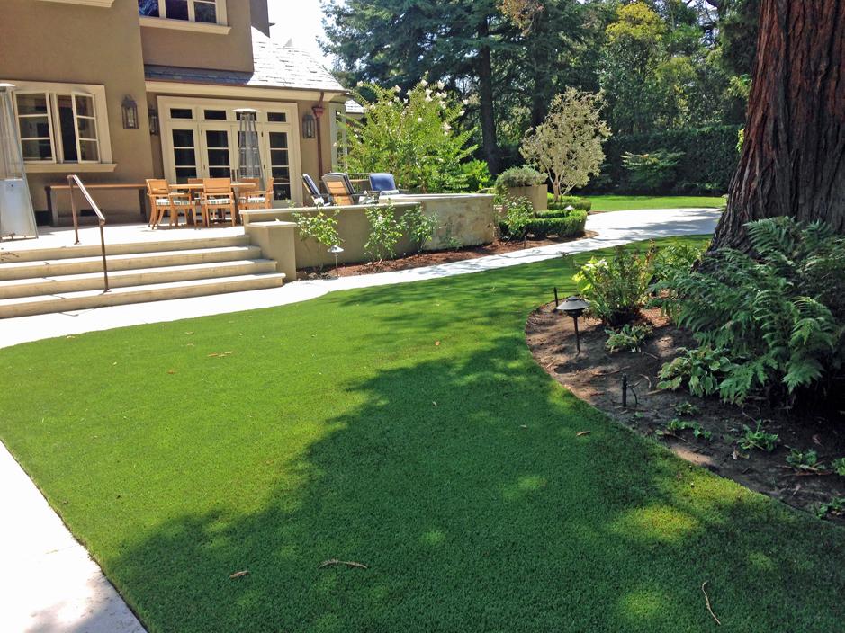 Turf Grass Hollywood, Florida City Landscape, Backyard Designs on Turf Patio Ideas id=45095