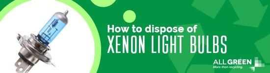 Recycle Halogen Light Bulbs