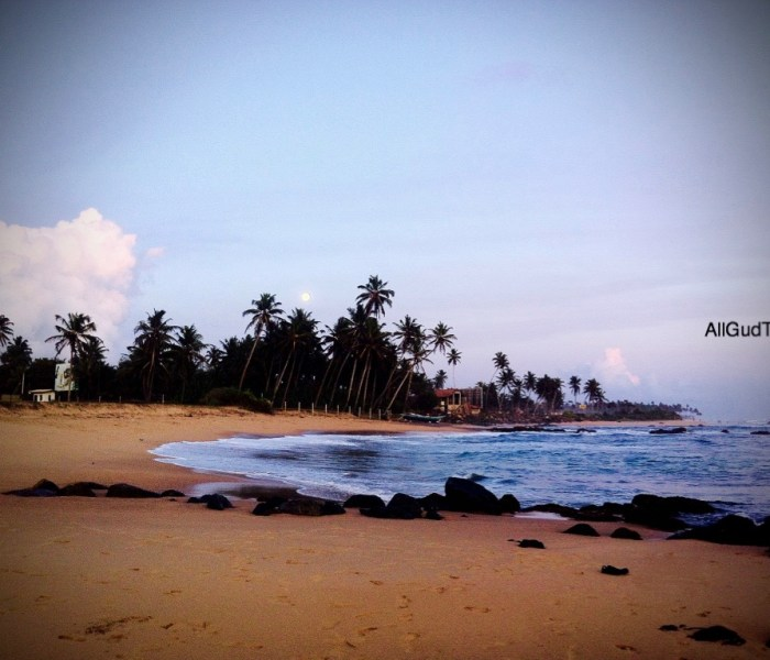 5 astonishing beach pictures of Sri Lanka