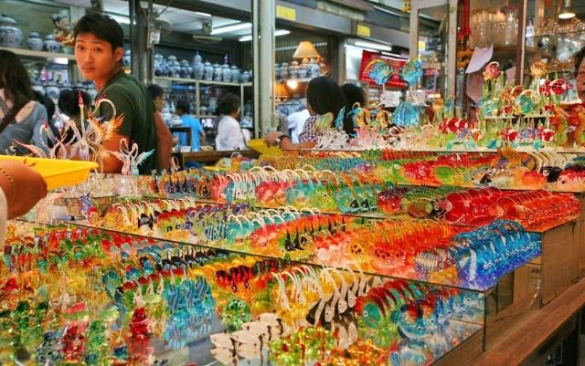 chatuchak Market - Bangkok trip
