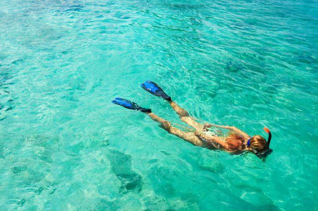 Snorkeling - Phi Phi tour