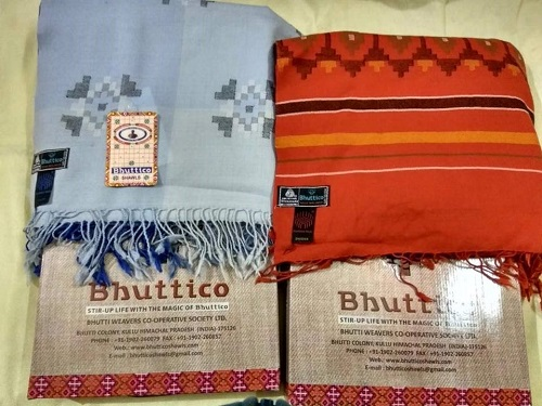 Bhuttico Kullu Shawls & Accessories: The Gift of Valley