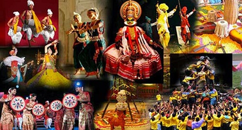 Experience Indian festivals on a Holiday Trip