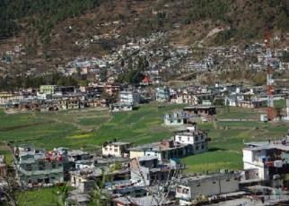 Uttarkashi in Uttrakhand