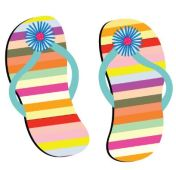 Flip Flops - Backpackers must carry essentials for a Hostel Stay