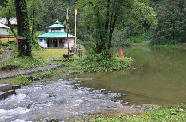 Dodital lake from Uttarkashi in Uttrakhand