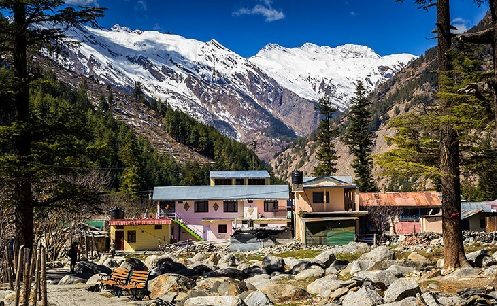 Harsil: The Virgin Village of Uttarakhand