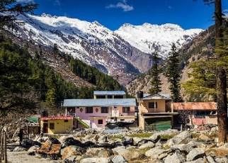 The Harsil Village, Uttarakhand