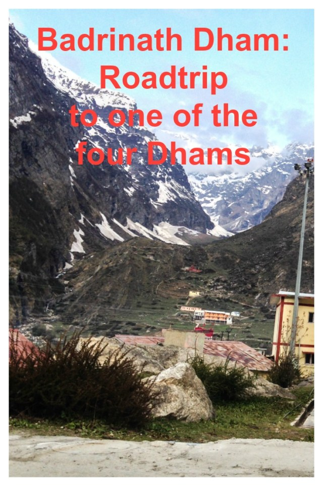 Road Trip to Badrinath Dham