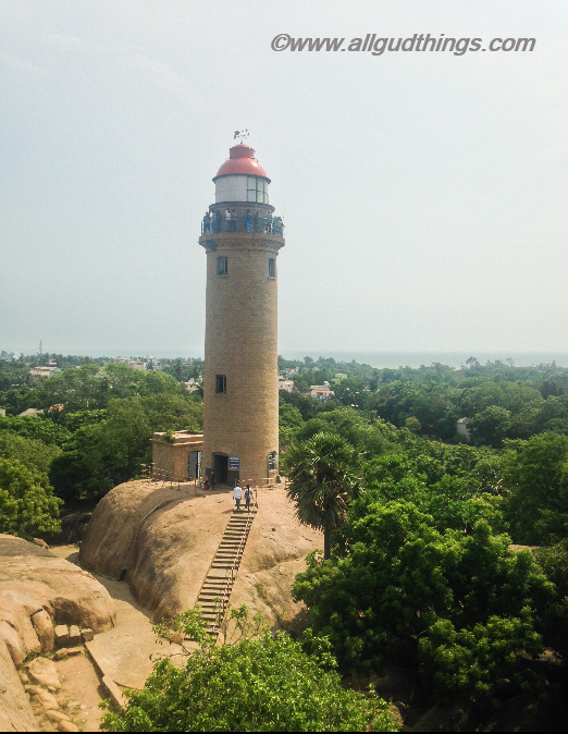 Light House: Mahabalipuram Travel Guide