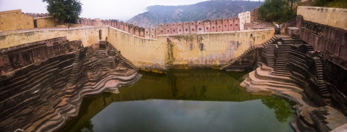 Nahargarh Fort Baoli - Travel Guide to Jaipur Pink City