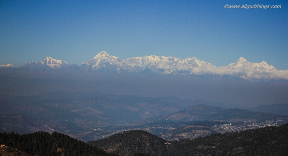 Mukteshwar Town: The cocktail of calmness & serenity