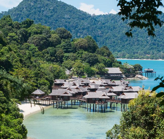 Pangkor Laut Resort, Malaysia Travel Guide