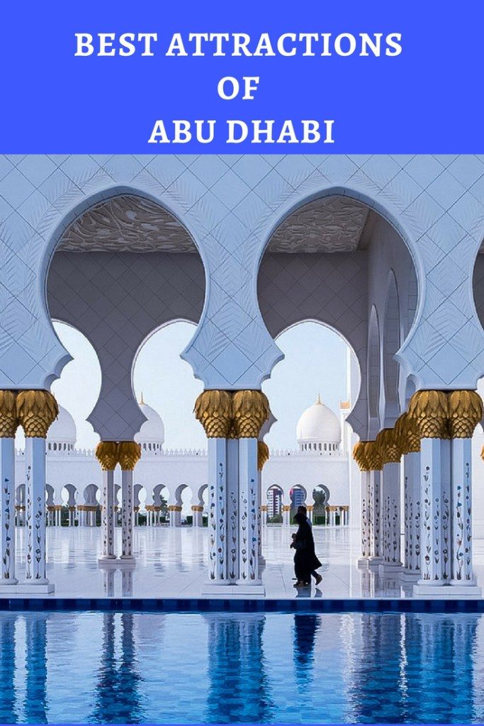 Best Attractions of Abu Dhabi