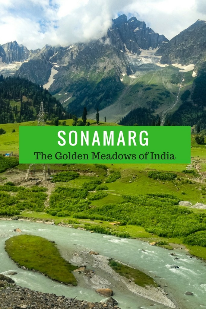 Sonamarg - The Golden Meadows of India