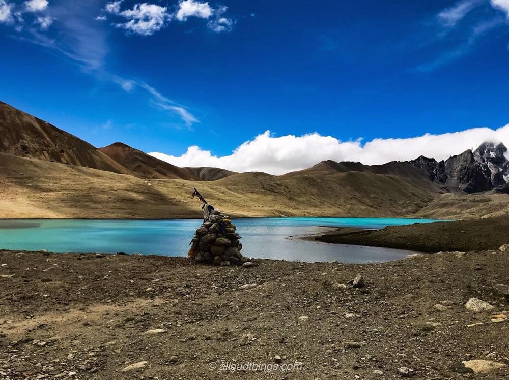 Gurudongmar Lake – One of the Highest Lakes of the world