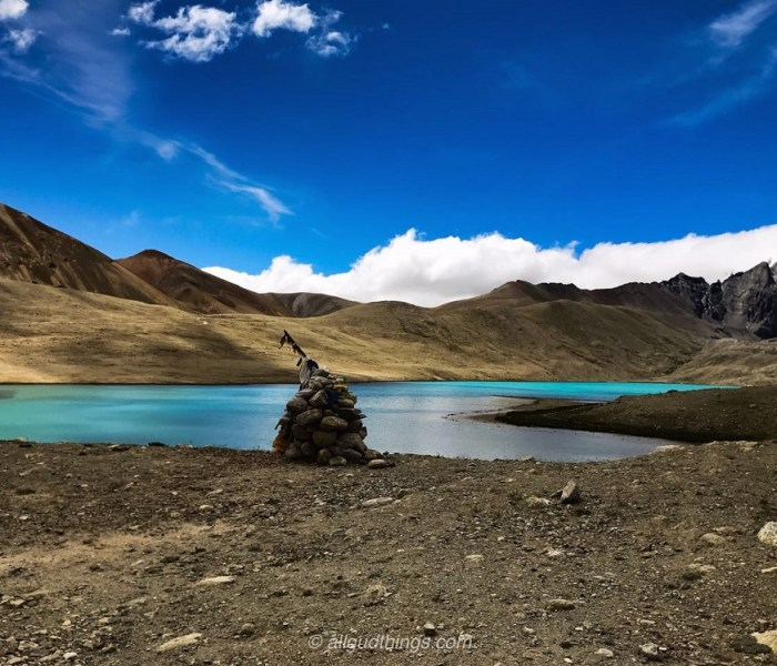 Gurudongmar Lake – One of the Highest Lakes of the world