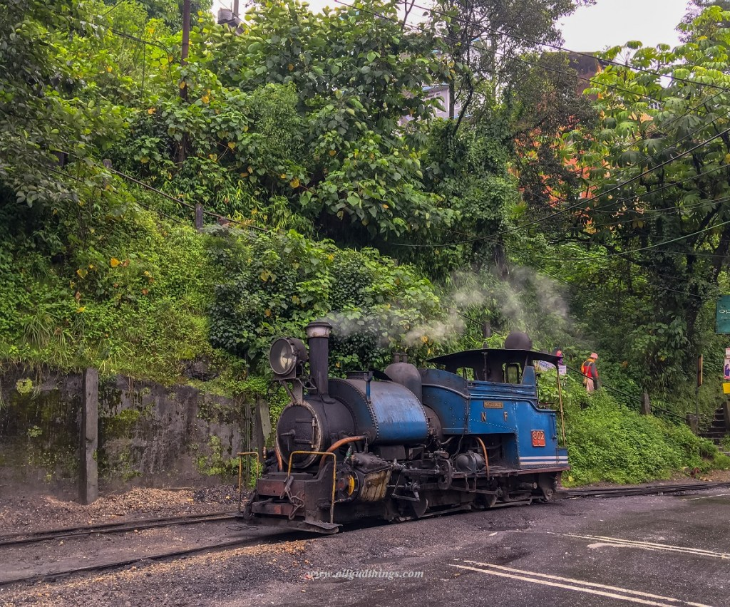 Darjeeling Toy Train Steam Engine- Darjeeling Sikkim Tour