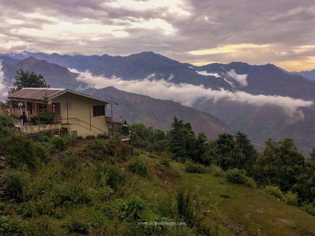 Chakrata in Monsoons