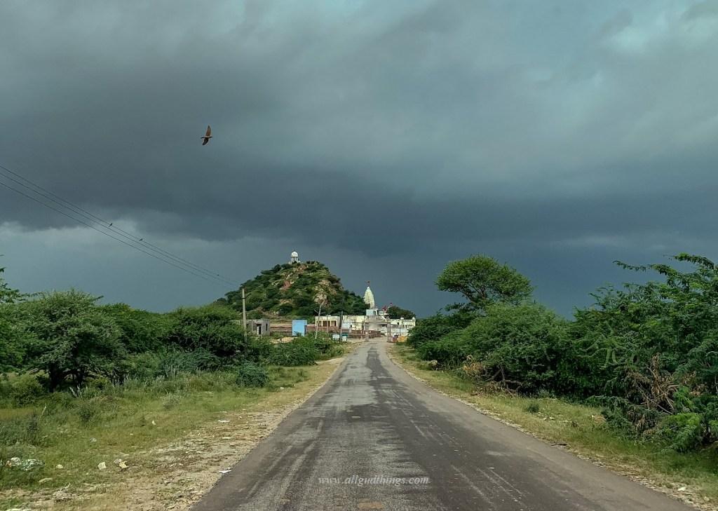 First Look of Shakambhari Temple