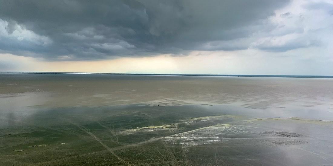 Sambhar Salt Lake- India's Largest Inland Salt Lake
