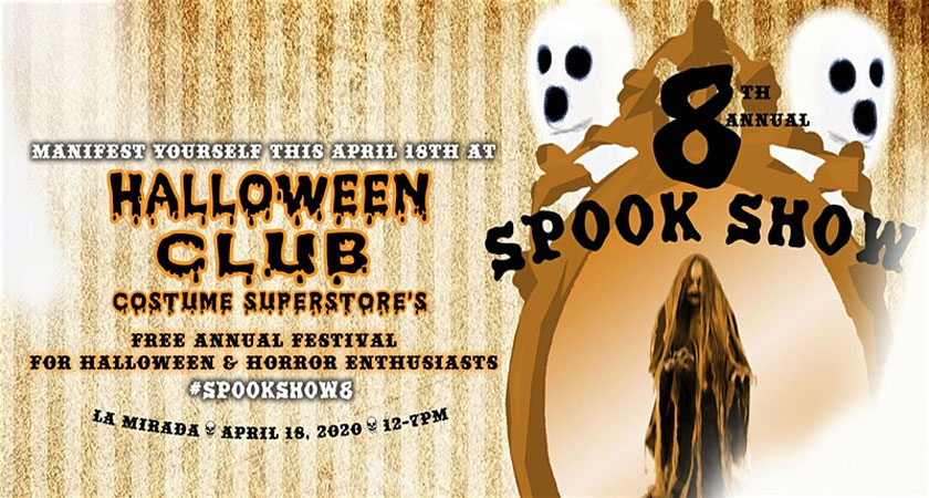 Halloween Shows La 2020 Halloween Club Announces 8th Annual Spook Show | All Hallows Geek