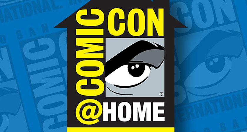 Comic Con 2020 Halloween Panel All the Comic Con@Home Panels Announced So Far that Halloween and