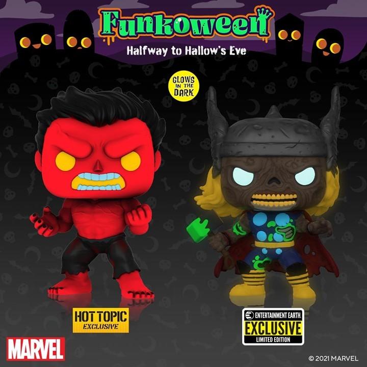 Marvel Christmas Funko Pops 2021 5nc1q99ljm Rfm