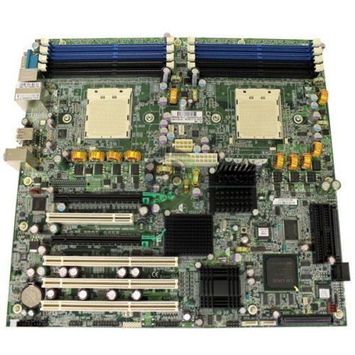 Processor Hp Dual Motherboard