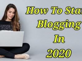 Successful Blog Start Kaise Kare 2020 ( Secret Tips In Hindi )