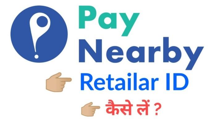 PayNearby Retailer ID