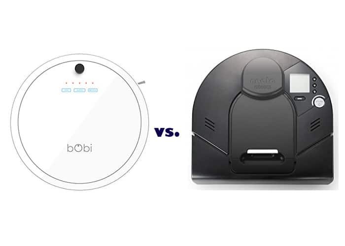 Bobsweep vs Neato _ The BObi vs Neato Signature Pro Comparison