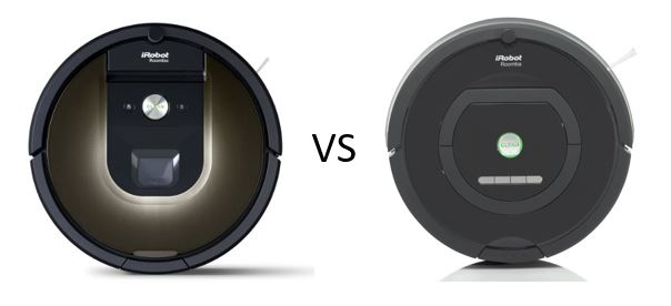 Comparing the Roomba 770 vs 980 – Which is the Better Value?