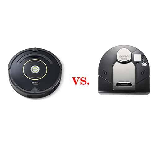 Roomba 650 vs Neato Signature Pro