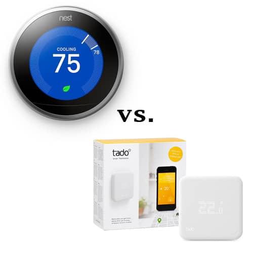 Tado Smart Thermostat vs. Nest Learning Thermostat