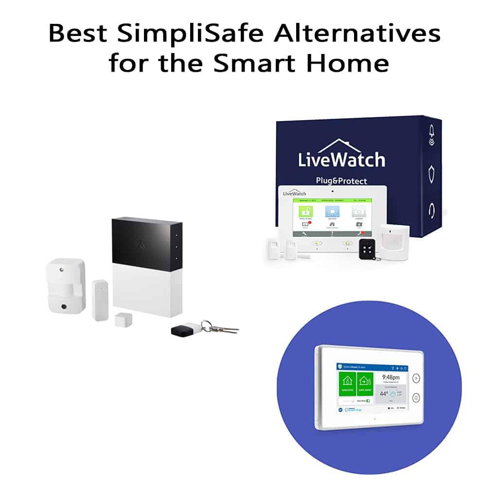 Best SimpliSafe Alternatives for the Smart Home