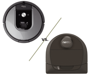 Neato Botvac D4 Connected vs. Roomba 960: Which is Best?