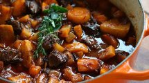 Easiest Way to Make French Beef Casserole