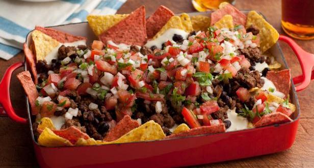 Healthy & Easy Nachos Recipe | How To Make Nachos At Home