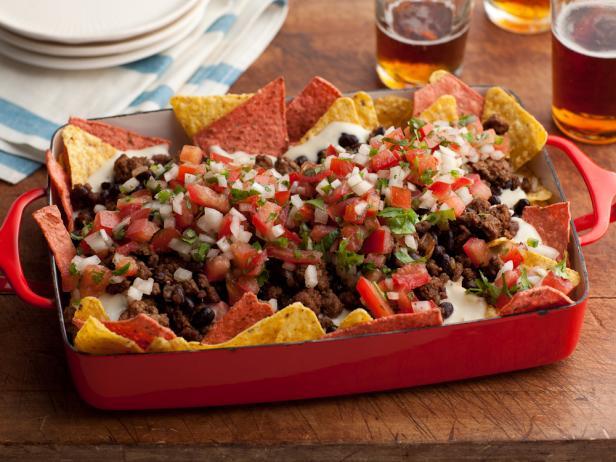 Healthy & Easy Nachos Recipe