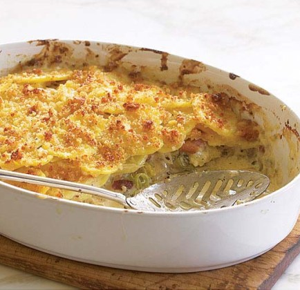 Cheesy & Creamy Potato Gratin Recipe | Easy Recipes For You